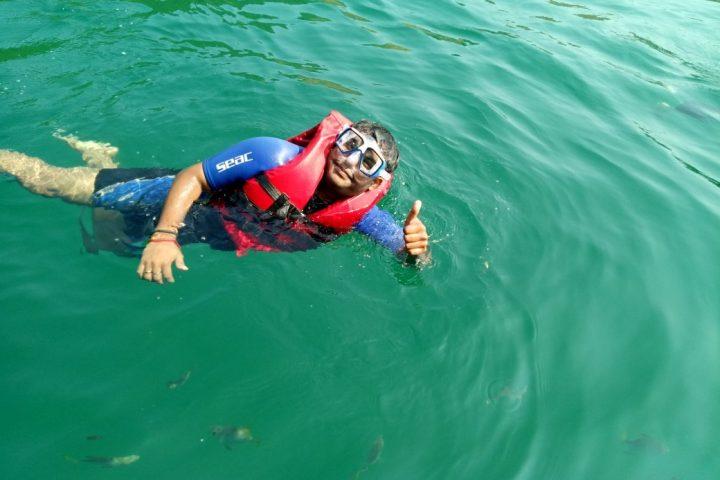 Snorkeling Island Tour Goa