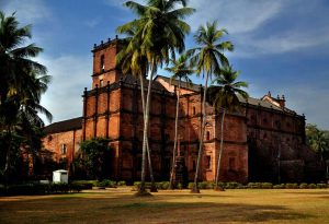 Old-Goa-Churches---Sightseeing-Tour
