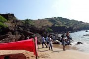 Monkey Beach in Goa