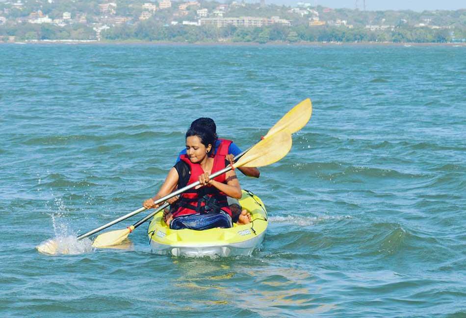 kayaking-Activity-Goa
